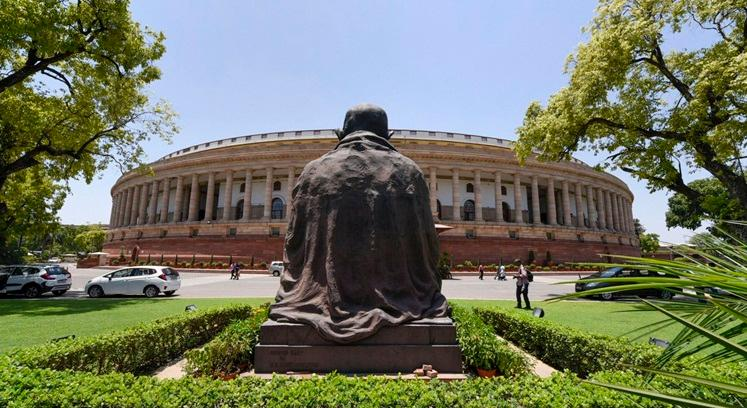 Winter session, Parliament starts, Today,