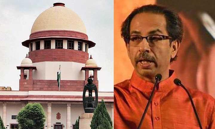 Maharashtra, Shiv Sena, Application, Hearing in Supreme Court,