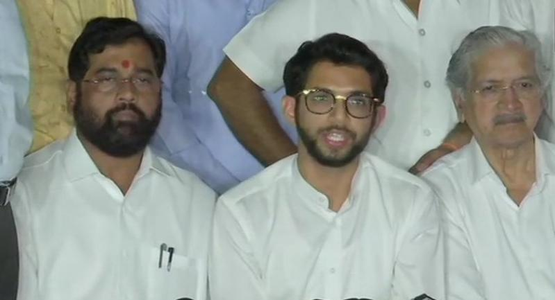 Maharashtra, Forming government, Shiv Sena, Try on,