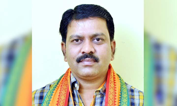Bjym, State president, Vijay Sharma, Vyapam, Set test, Model answer released,