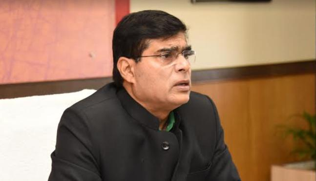 Chief Secretary, RP mandal , Video conferencing,