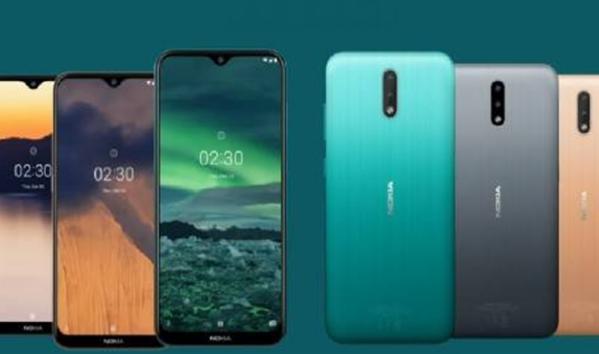 Nokia brand, HMD Global, New smartphone, Nokia 2.3 launch,