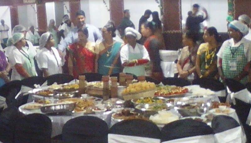 Chhattisgarhi dishes, Food Court Festival, Delhi,