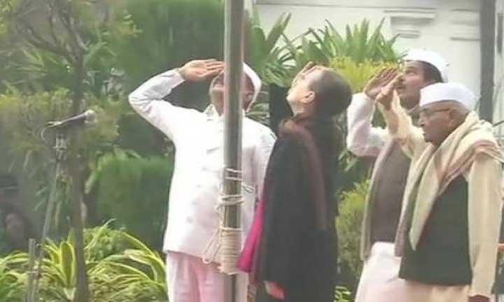 135th Foundation Day of Congress, Sonia Gandhi,