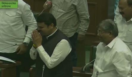Devendra Fadnavis, Maharashtra Legislative Assembly, Leader of the Opposition,