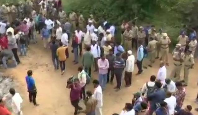 Hyderabad, Rape and murder, Accused, Encounter,