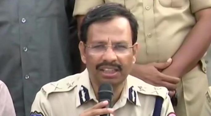 Hyderabad encounter, Telangana Police, Press conference, Commissioner V. Sajjanar,
