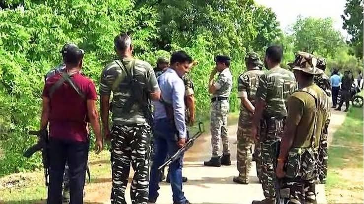 ITBP जवानों के बीच सशस्त्र संघर्ष, 6 की मौत