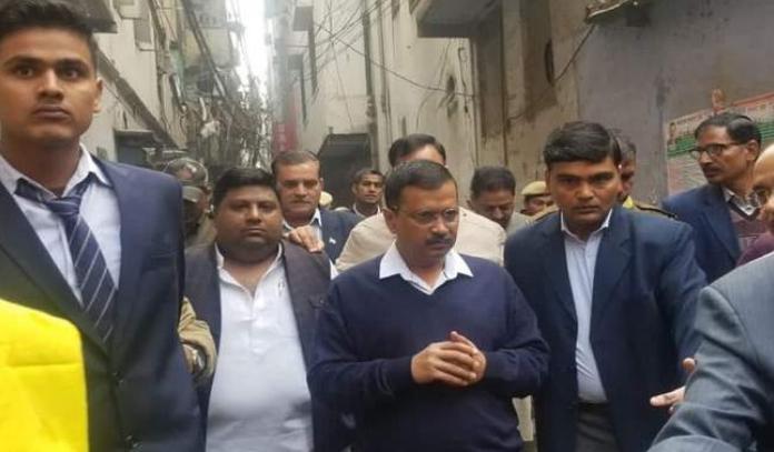 Delhi fire, Inquiry order, 10 lakh compensation to family,