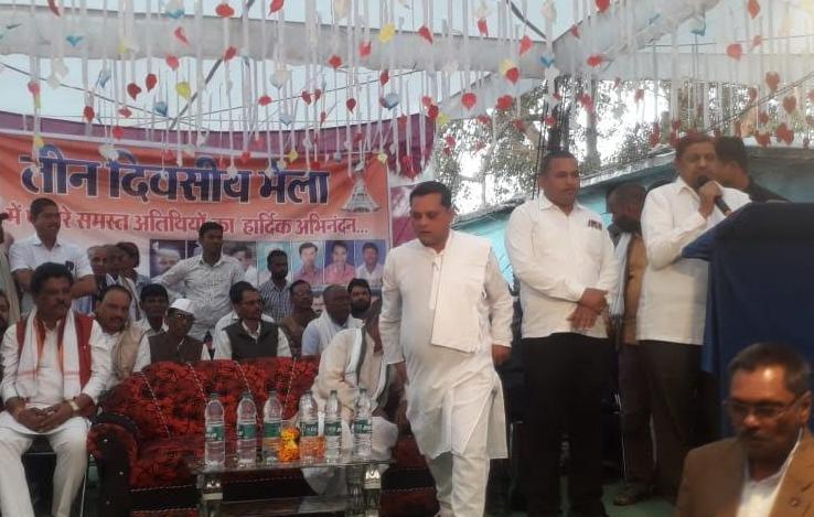 Government of Chhattisgarh, Cabinet minister, Mohammad akbar, Ghasidas Jayanti,
