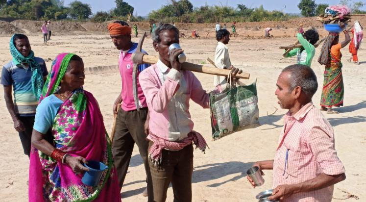 MNREGA, Employing the differently abled, Chhattisgarh, Sixth in the country,