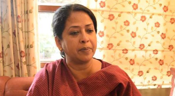 Hyderabad encounter, Pranab Mukherjee's daughter, Sharmistha Mukherjee, Question,