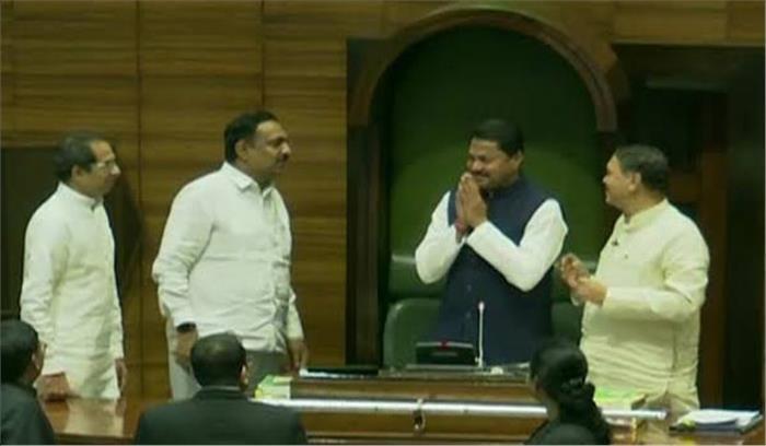Maharashtra Legislative Assembly, President, Congress, Nana Patole,