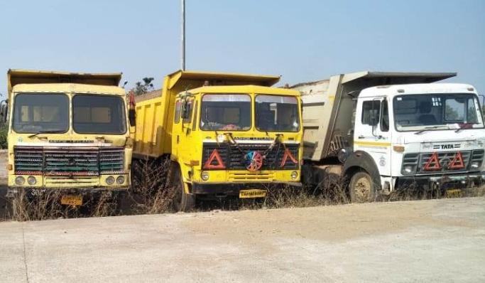 Chhattisgarh, Raipur, Illegal sand quarrying, Against, Strict action,
