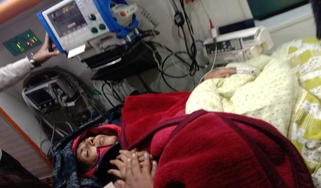 hunger strike, Swati Maliwal, admitted to hospital,