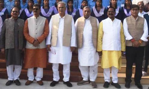 Chhattisgarh Assembly, winter session, speaker of the Assembly, Dr. Charandas Mahant,