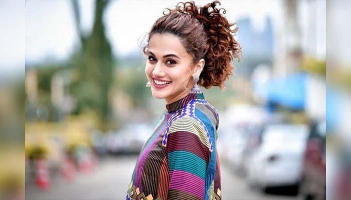 Actress Taapsee Pannu बनना चाहती है इंडियन सुपर हीरो