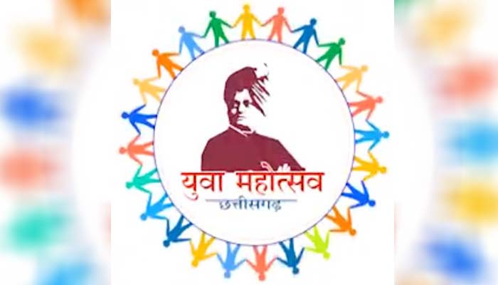 Capital Raipur, 12 to 14 January, State youth festival,
