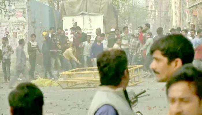 Citizenship amendment law, Maujpur of Delhi, Clash between two groups,