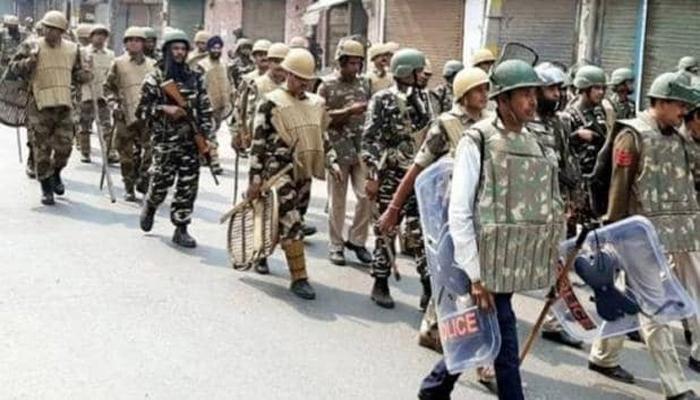 दिल्ली में हिंसा के बाद पहला जुमा, पुलिस के लिए चुनौती भरा दिन