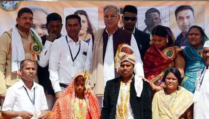 मुख्यमंत्री कन्या विवाह योजना: 25 फरवरी को आयोजन, पंजीयन 15 फरवरी तक