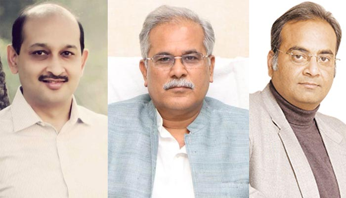 Subrata Sahu, Chief Minister, Bhupesh Baghel, New acs,