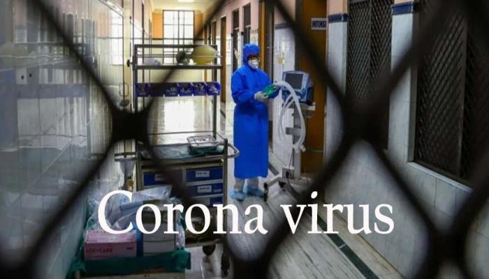 Corona virus, Escape measures, Stay at home,