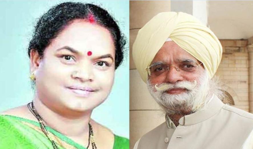 Chhattisgarh, Rajya Sabha seat, Congress, Phoolodevi Netam, Other candidates, Lawyer KTS Tulsi,