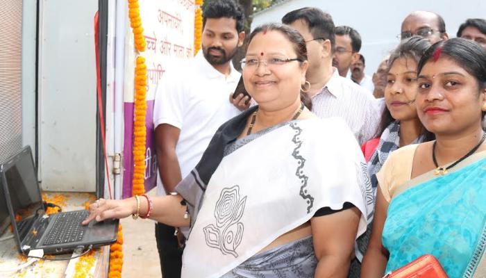 Chhattisgarh, Nutritional fortnight, Starting 8 March,
