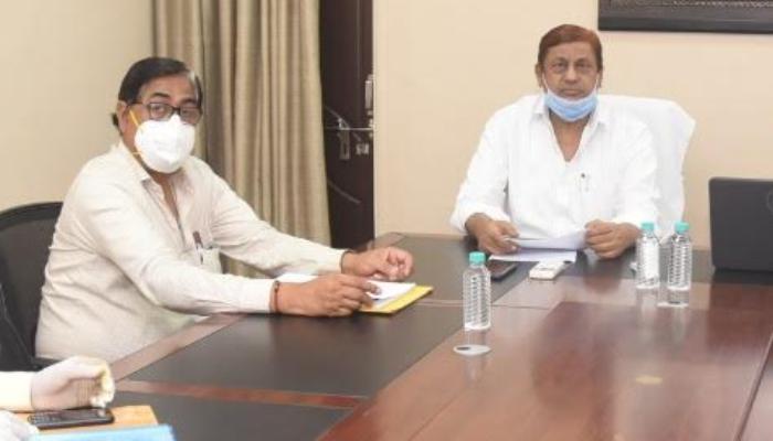 Chhattisgarh, air pollution, The fall, Environment minister, Mohammad akbar,