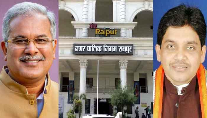 Minister Shiva Dahria, property tax, Municipal Corporation Raipur,
