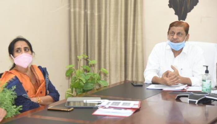 Chhattisgarh, Mohammad Akbar, Minister, Forest Housing and Environment,