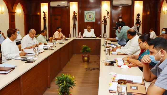 Chief Minister, Bhupesh Baghel, Cabinet meeting,