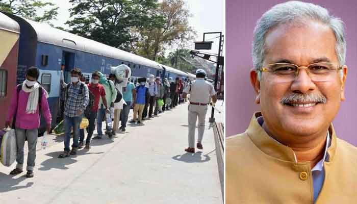 Of workers and others, Return to Chhattisgarh, State government, 11 trains will run,