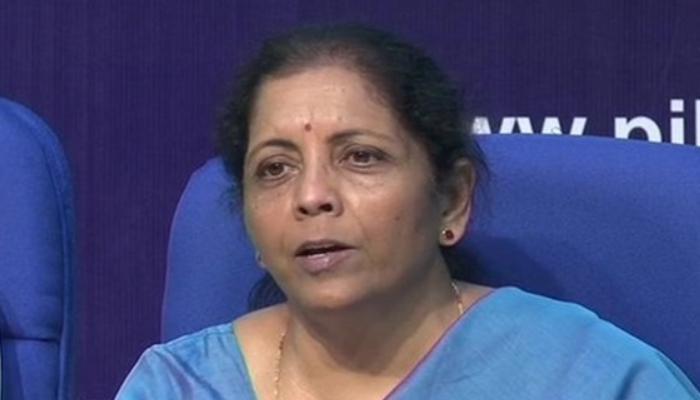 पहली बार 6 अक्टूबर काे रायपुर आ सकती हैं केंद्रीय वित्त मंत्री सीतारमण