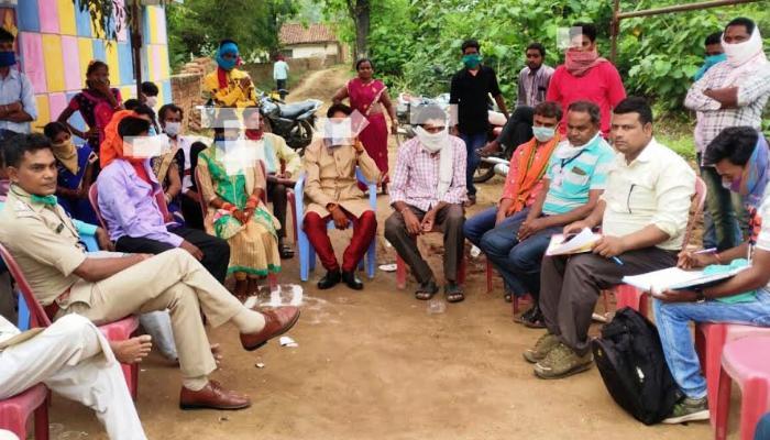 child marriage, Gariaband, Chhattisgarh,