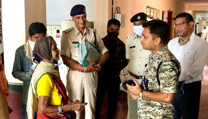 Gariaband, Police Officer, Bhojram Patel,