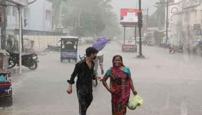 छत्तीसगढ़ में अब तक 360.9 मिमी हुई बारिश