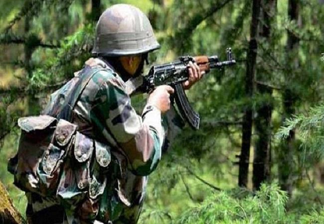 नौशेरा में भारतीय सेना ने नाकाम की घुसपैठ की कोशिश, 2 आतंकी ढेर, 1 घायल