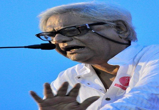 वरिष्ठ माकपा नेता व पूर्व मंत्री श्यामल चक्रवर्ती का कोविड से निधन