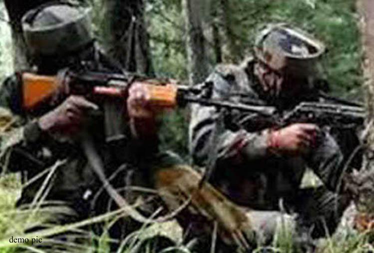 Pulwama मुठभेड़ में आतंकवादी ढेर, अभियान समाप्त