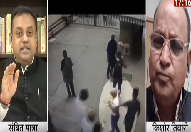 इस शिवसेना नेता को संबित पात्रा ने ऐसे किया ट्रोल की आप लोटपोट हो जाएंगे , bjp spokesperson attacks uddhav thackeray& shivsena leaders