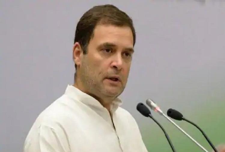 पासवान ने गरीबों और कमजोरों के अधिकारों की रक्षा की: Rahul Gandhi