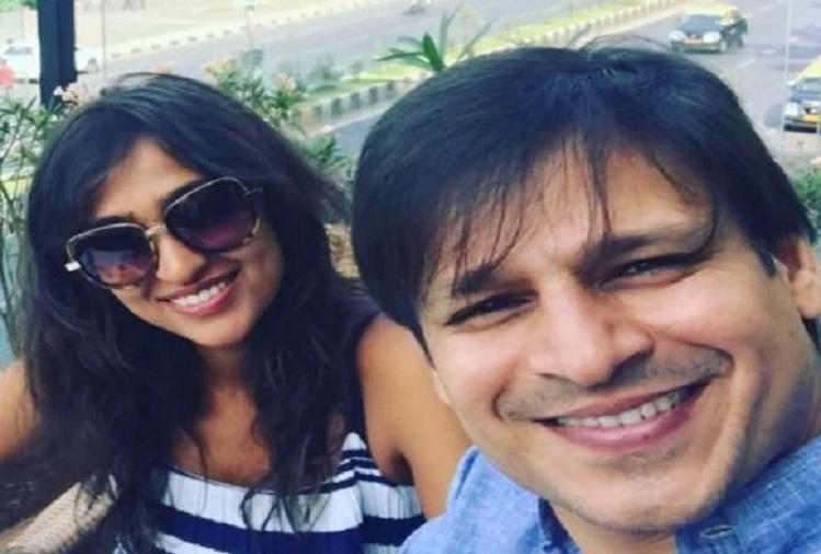 बॉलीवुड अभिनेता Vivek Oberoi की पत्नी को नोटिस