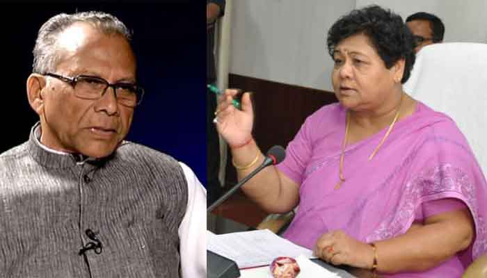 राज्यपाल ने गृहमंत्री को भेजी समाचार पत्रों की कतरन, दुष्कर्म मामले में लिया संज्ञान