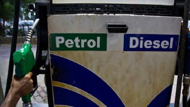 Today this is the price per liter of petrol and diesel