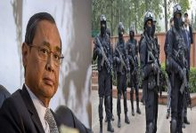 Z plus security will remain in the circle, former CJI Gogoi, who gave the verdict on the Ayodhya dispute, was given the same category of security at that time