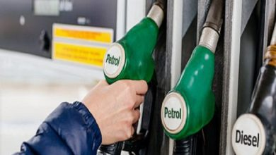 These are petrol and diesel prices on the first day of the new year