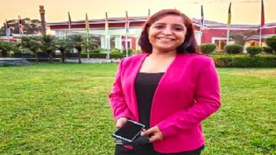 Pooja Makkar, first Indian woman journalist to take coronavirus vaccine trial in aiims, delhi.