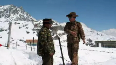 Breaking: India-China soldiers clash at Naku La post in Sikkim, news of soldiers being injured from both sides